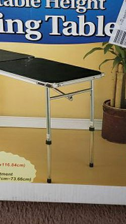 Folding Table Unused for Sale in Maryland Heights,  MO
