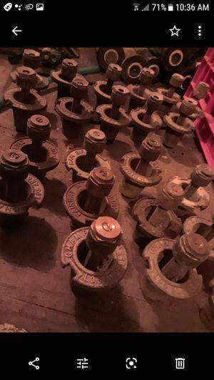 USA made brass sprinklers. for Sale in Stockton, CA