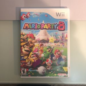 Wii Mario party 8 for Sale in Schererville, IN