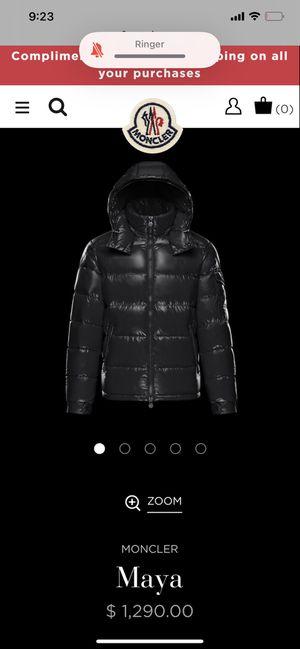 Monclear coat for Sale in Warren, MI
