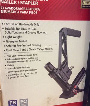Husky floor gun for Sale in Clifton, NJ