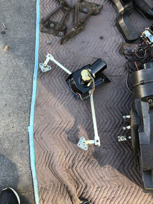 Maverick ford windshield wiper motor and arms complete triCo for Sale in San Dimas, CA