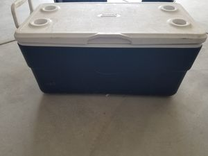 Big coleman cooler for Sale in Dinuba, CA