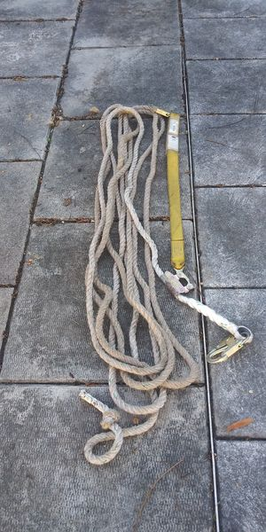 50ft rope for Sale in Springfield, VA