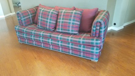 Full size bed Sleeper couch for Sale in Round Rock,  TX