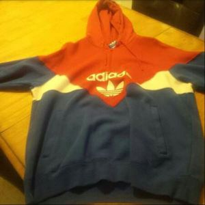 Adidas hoodie size large for Sale in Bronx, NY