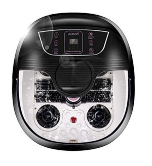 ACEVIVI Foot Spa Bath Massager with Heat and Massage and Bubble Jets, Motorized Shiatsu Massage Ball High End Massage for Sale in Las Vegas, NV