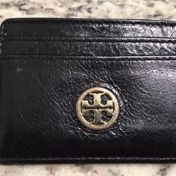 Tory Burch Leather Card Holder for Sale in Orlando, FL