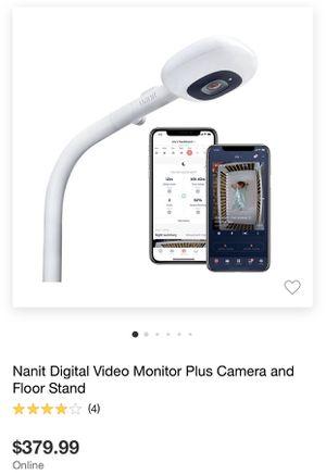 Nanit Digital Video Monitor Plus Camera & Floor Stand for Sale in Covina, CA