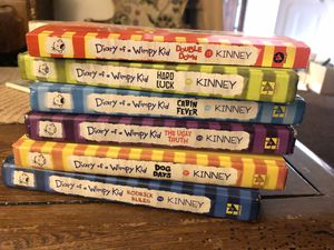 Diary of a Wimpy Kid Books for Sale in Modesto, CA