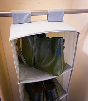 Hanging closet organizer for Sale in Arlington Heights, IL