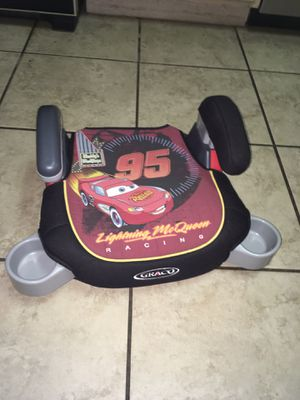Cars booster car seat for Sale in Corpus Christi, TX