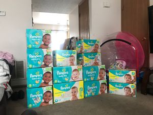 Pamper diapers. for Sale in Reynoldsburg, OH