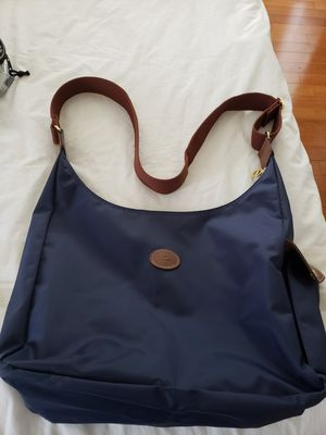 Long Champ messenger bag for Sale in Chantilly, VA