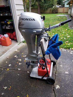 Honda 9.9 outboard motor for Sale in Renton, WA