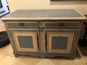 Wood Cabinet for Sale in Beverly Hills, CA