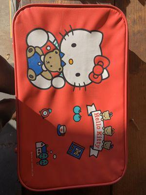 Hello Kitty Suitcase for Sale in El Cajon, CA