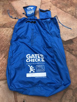 XL Travel Bag for Car Seat or Stroller for Sale in Carlsbad, CA