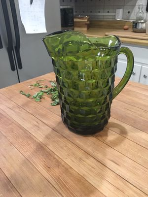 Whitehall Fostoria Pitcher for Sale in Colorado Springs, CO