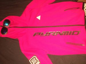 Black Pyrimad Hoodie (red) for Sale in Germantown, MD