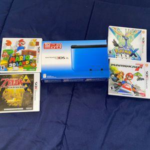 Nintendo 3D XL Bundle for Sale in Opa-locka, FL