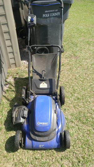 lawn mower for sale for Sale in Poinciana, FL