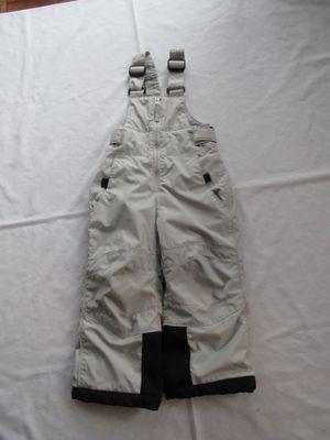 Columbia Sportswear Company Toddler 4 Gray Snow Bibs for Sale in Huntington Beach, CA