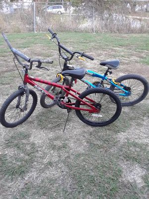 "( 2 ) 20"" Bike's ( Next Bike ) ( Shogun bmx Bike ) in good condition, 40. EACH for Sale in Princeton, TX"