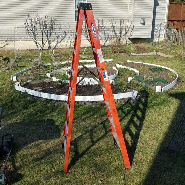 8FT Warner Ladder