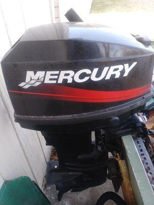 25hp mercury outboard for Sale in Dallas, TX