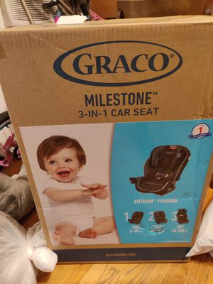 Graco Milestone 3-in-1 carseat for Sale in Queens, NY