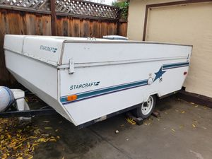 1994 Starcraft Camper Trailer for Sale in San Jose, CA