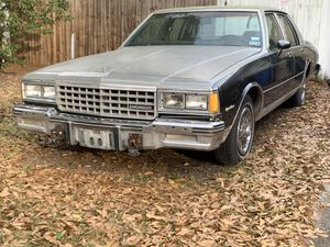 1984 Chevrolet Caprice Classic Box Chevy for Sale in TWN N CNTRY, FL