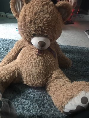big teddy bear for Sale in Kensington, MD