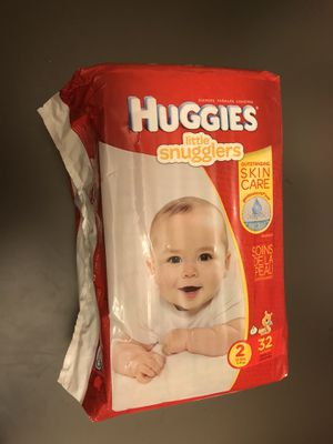 Huggies Little Snugglers for Sale in Rochester, NY
