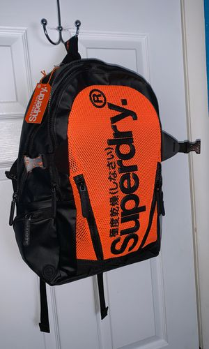 Superdry Mesh Tarp Backpack for Sale in Round Lake Heights, IL