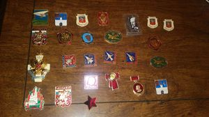 Russian citizen pins. Cold war for Sale in Pleasant Hill, IA