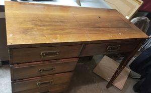 Antique Desk for Sale in Tacoma, WA