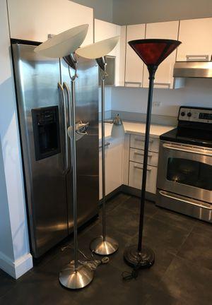 Floor lamps for Sale in Doral, FL