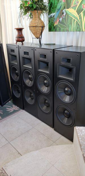 Klipsch Floor Speakers $1350. For 2 for Sale in Largo, FL
