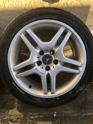 Mercedes C Class AMG Rims for Sale in Los Angeles, CA