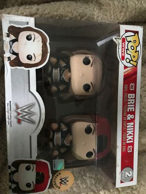 Wwe POP! Nikki Bella and bre Bella for Sale in Columbus, OH