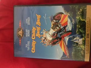 Chitty chitty bang bang movie for Sale in Seattle, WA