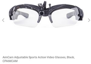 AimCam Camera Glasses for Sale in Springfield, OR