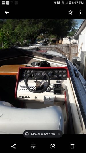 1987 century off schore 27 ft the bout proyects need work have new parts... 2 motor 350 .v8 good condicion for Sale in Pinellas Park, FL