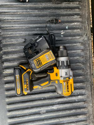 Dewalt hammer drill new with charger and battery for Sale in West Valley City, UT