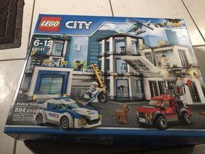 LEGO 60141 city police station brand new in box for Sale in Tarpon Springs, FL
