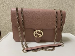 New Gucci Pink Crossbody Bag for Sale in Stockton, CA