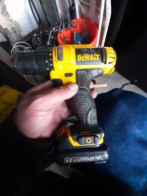 Dewalt 12v drill for Sale in Stockton, CA
