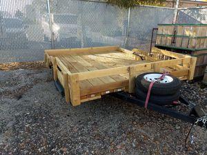 Utility Trailer 8x7 for Sale in Longmont, CO